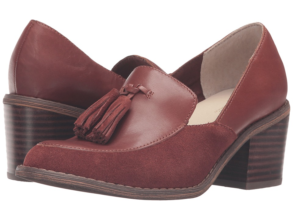 Seychelles - Descent (Whiskey Leather/Suede) High Heels
