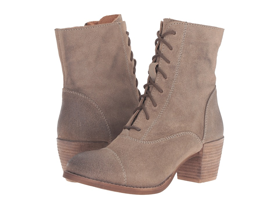 Seychelles - Pack (Natural) Women's Lace-up Boots
