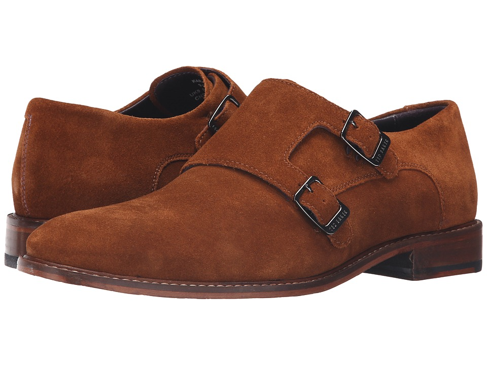 Ted Baker - Kartor 3 (Tan Suede) Men's Shoes