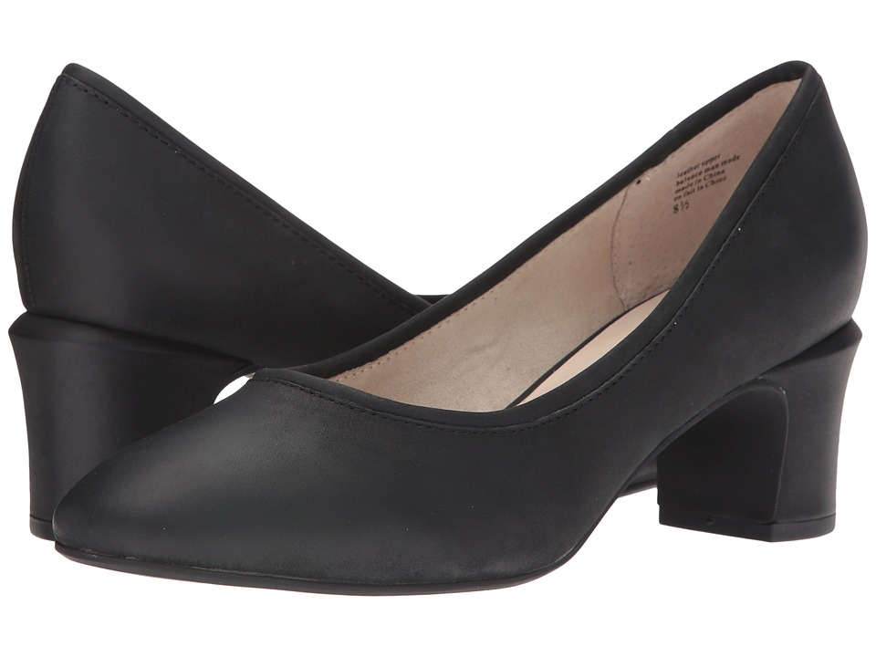 Seychelles - Canopy (Black) Women's 1-2 inch heel Shoes