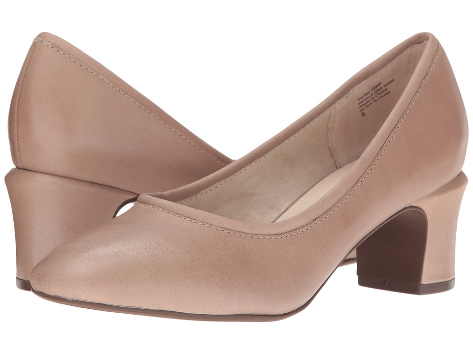 Seychelles - Canopy (Light Grey) Women's 1-2 inch heel Shoes
