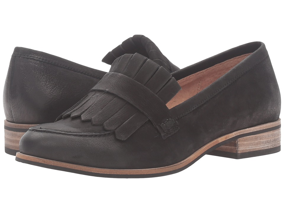 Seychelles - Bevy (Black) Women's Slip on Shoes