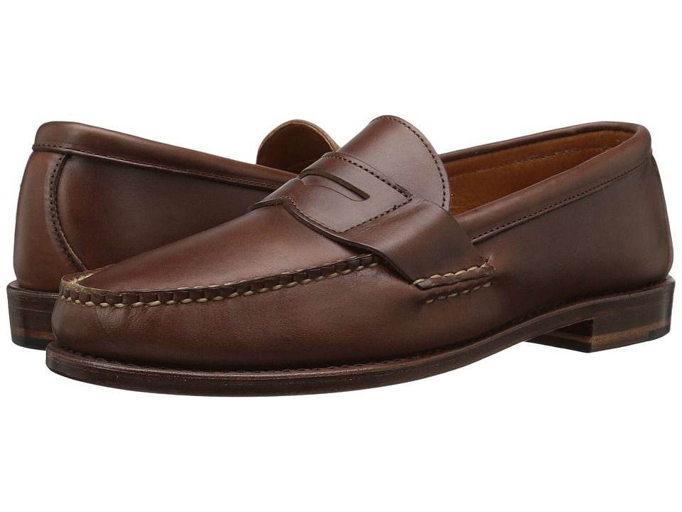 Cole Haan - Penny (Brown) Men's Slip on Shoes