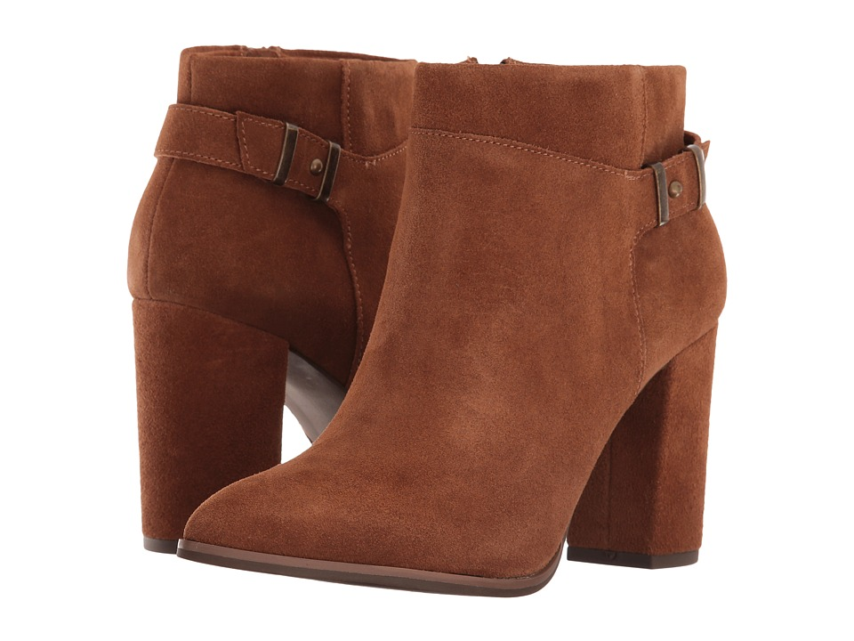 Seychelles - Company (Cognac) Women's Boots
