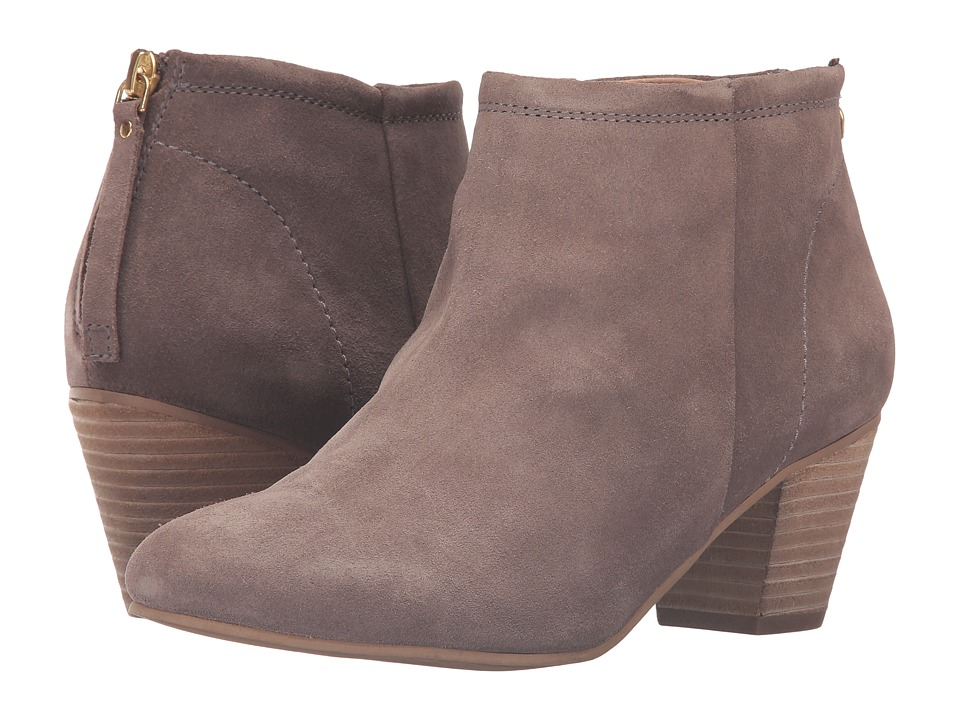 Seychelles Clash (Taupe Suede) Women