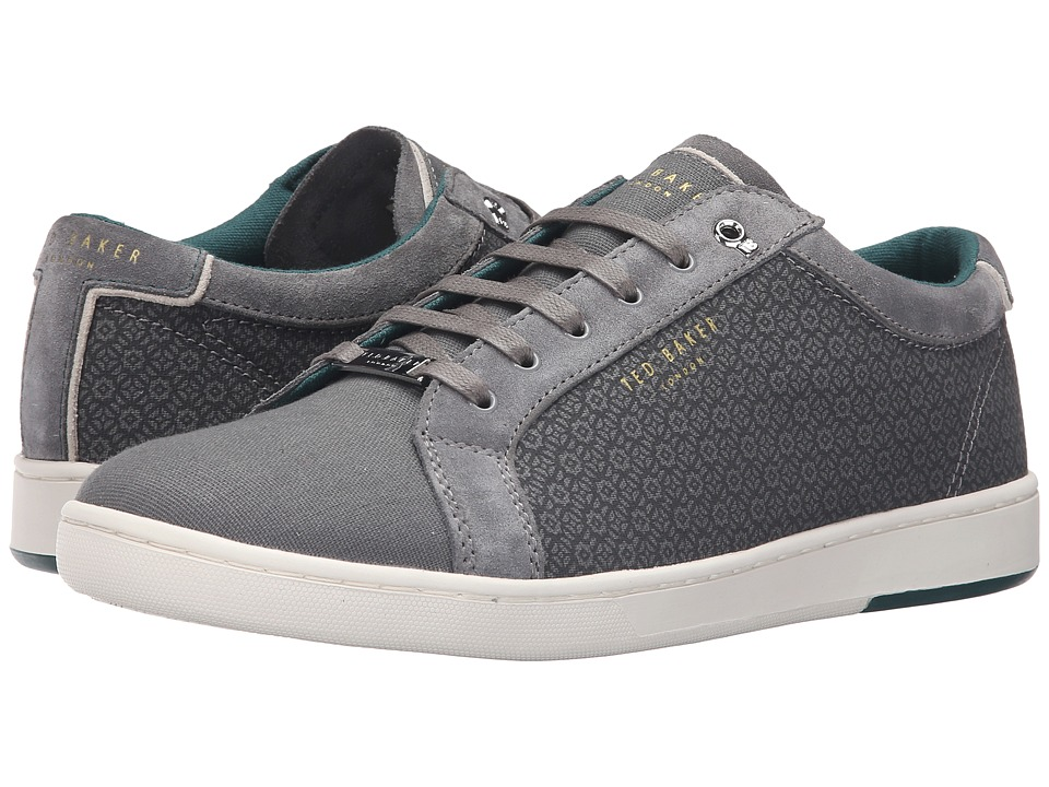 Ted Baker - Keeran 4 (Light Grey Textile) Men's Shoes