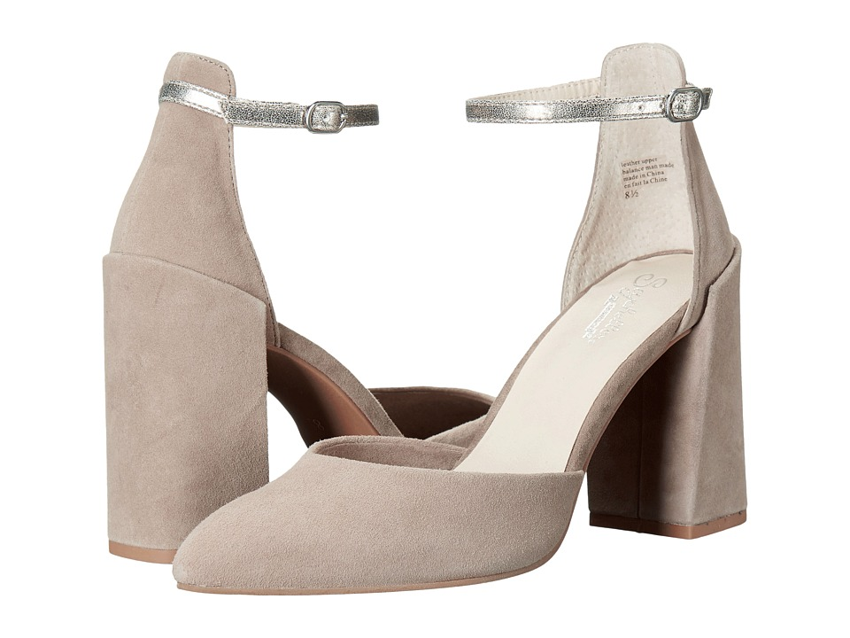Seychelles Gaggle (Taupe/Platinum) High Heels