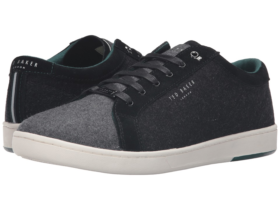 Ted Baker - Minem (Dark Grey Wool) Men's Shoes