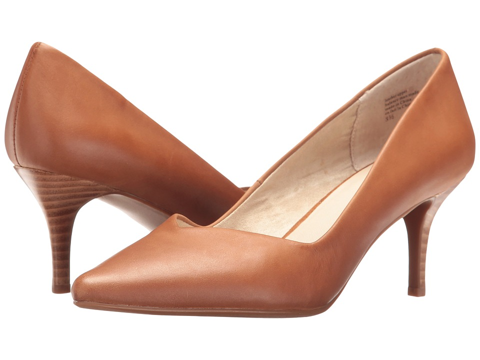 Seychelles - Leap (Tan Leather) Women's 1-2 inch heel Shoes