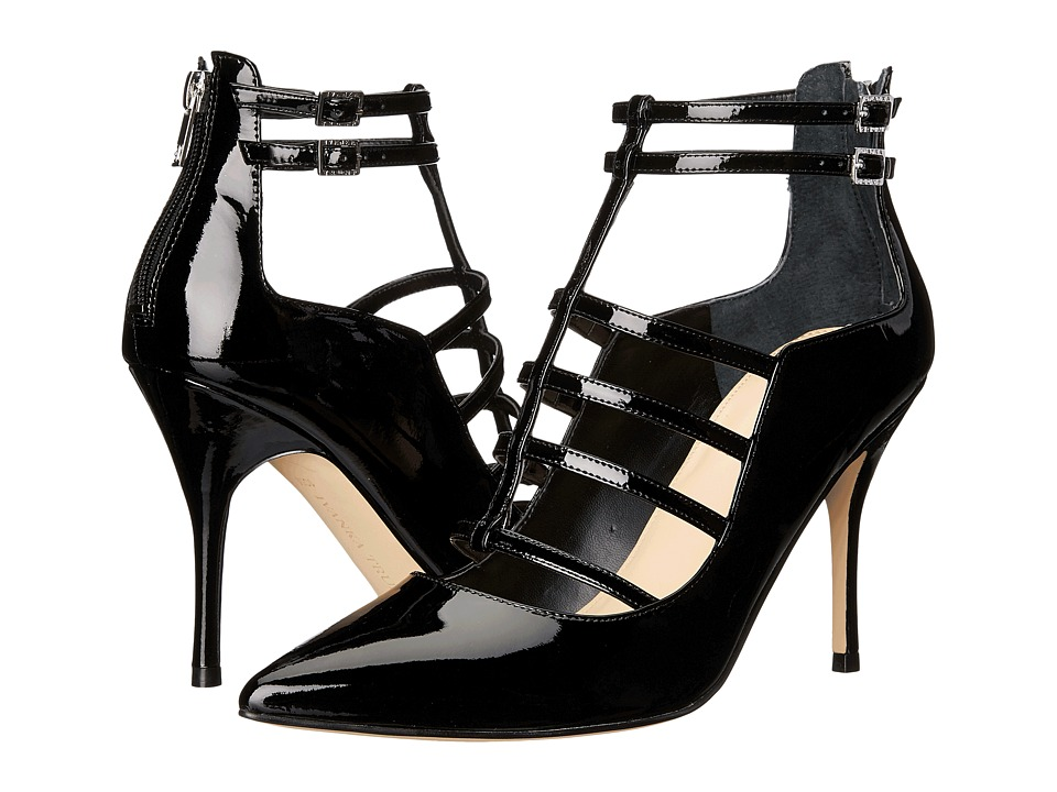 Ivanka Trump Domin (Black Patent) High Heels