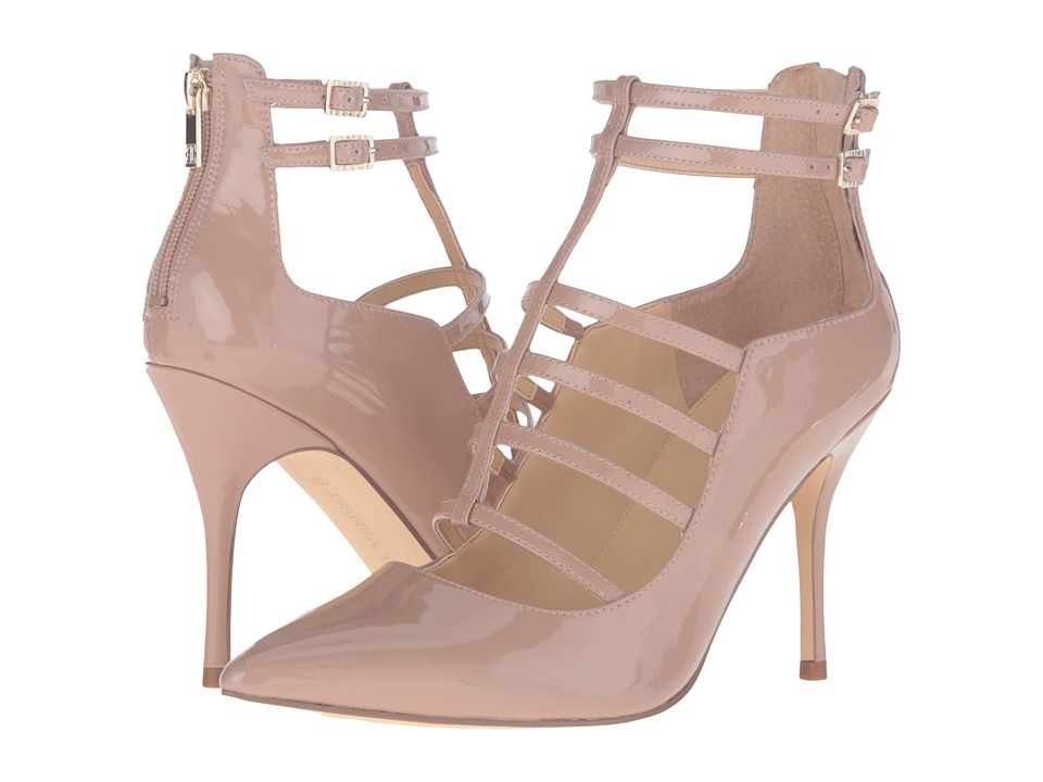 Ivanka Trump Domin (Medium Pink Patent) High Heels