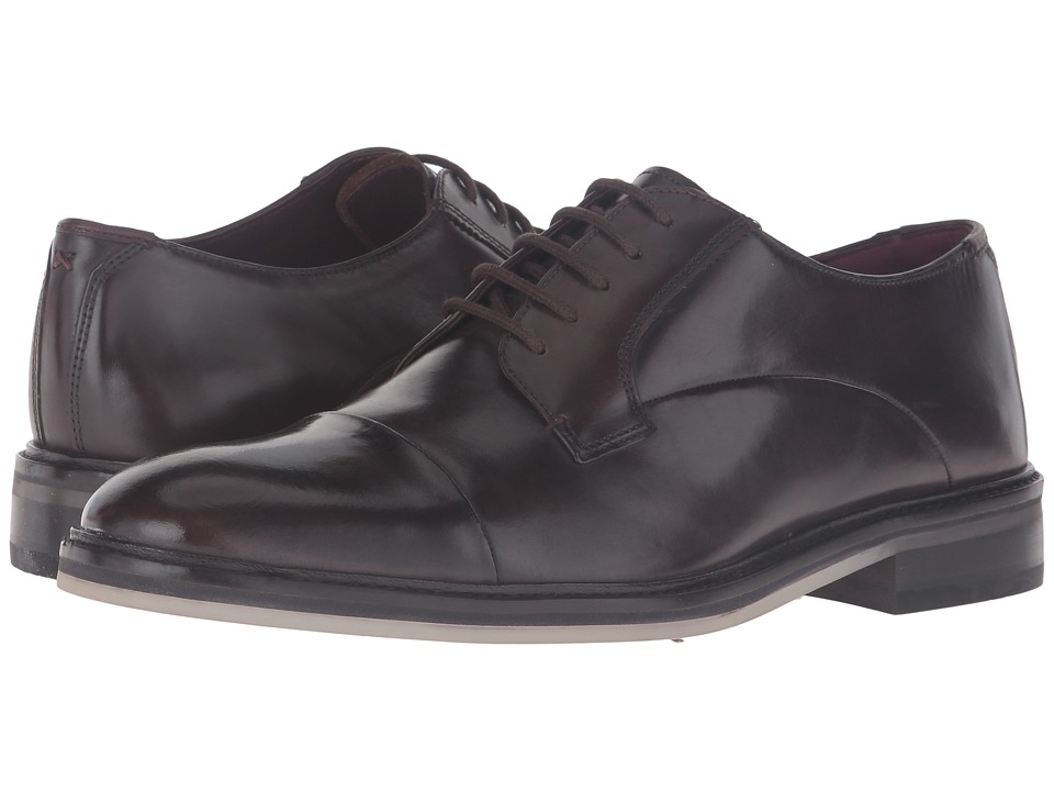Ted Baker Aokii Brown Leather Men S Shoes