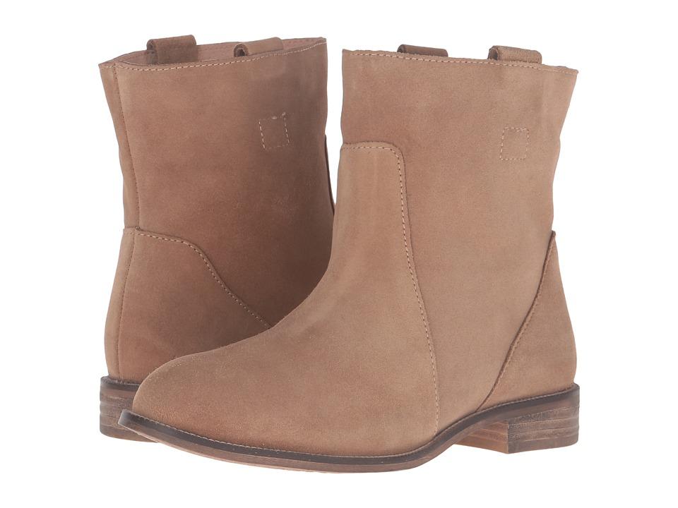 Seychelles - Wisdom (Tan Suede) Women's Boots