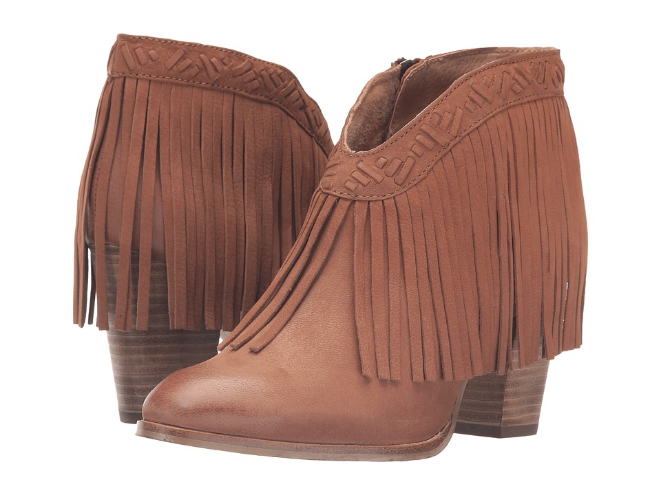 Seychelles - World Tour (Whiskey Leather) Women's Boots