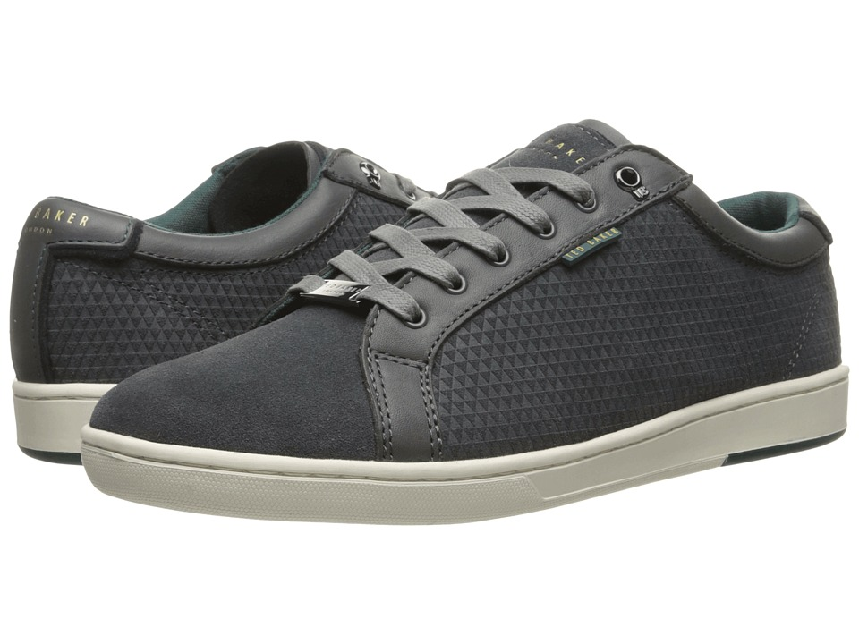 Ted Baker - Owenn (Dark Grey Suede) Men's Shoes