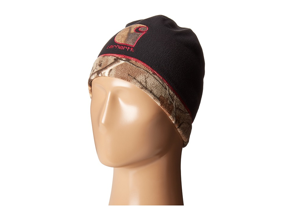 Carhartt - Gretna Hat (Black) Cold Weather Hats
