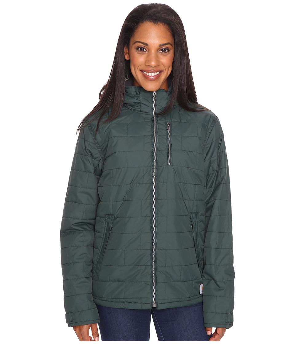 Carhartt - Amoret Jacket (Deep Pine) Women's Coat