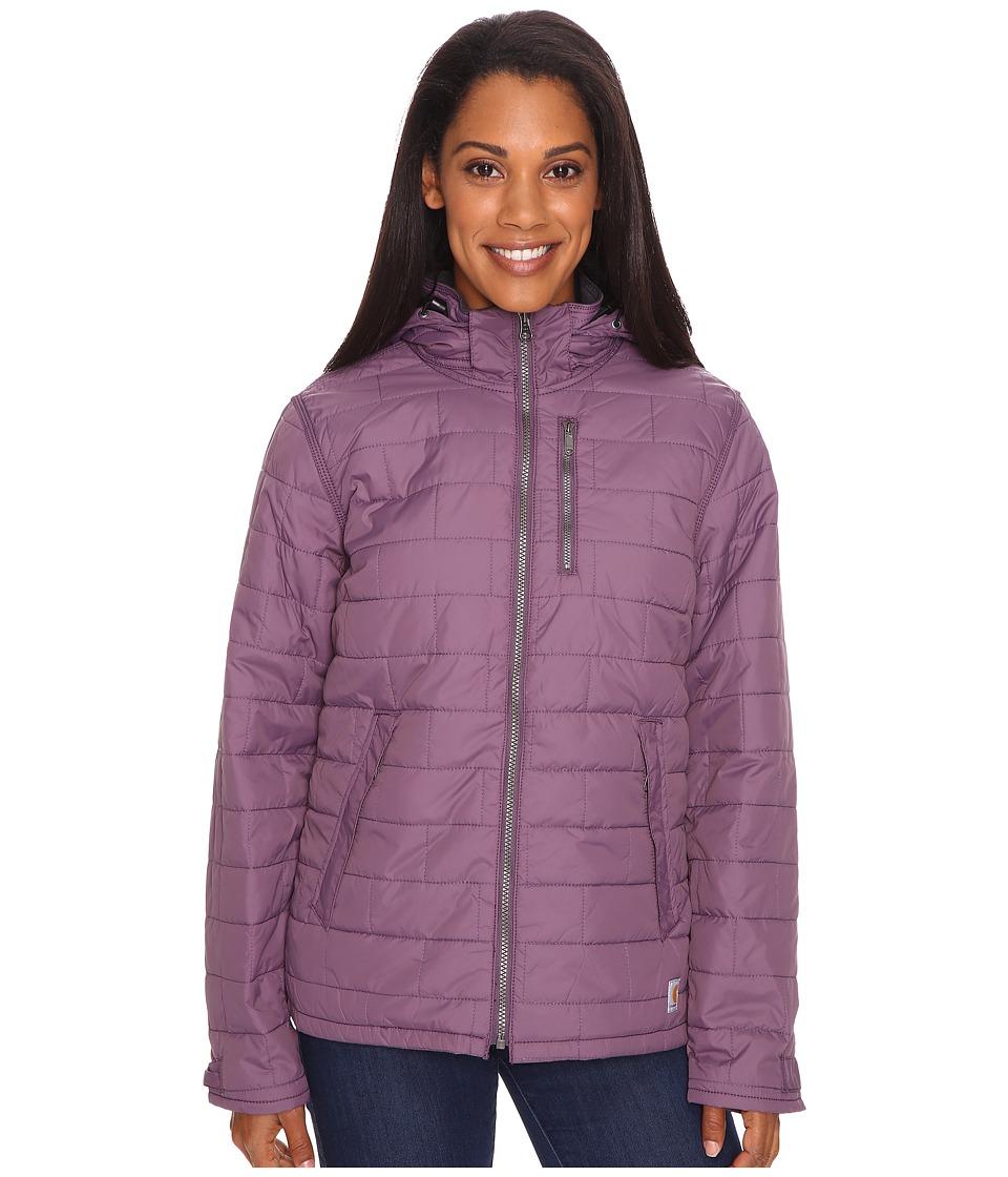 Carhartt - Amoret Jacket (Vintage Violet) Women's Coat