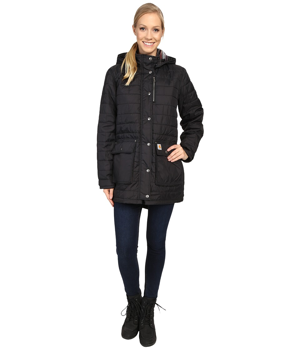 Carhartt - Amoret Coat (Black) Women's Coat