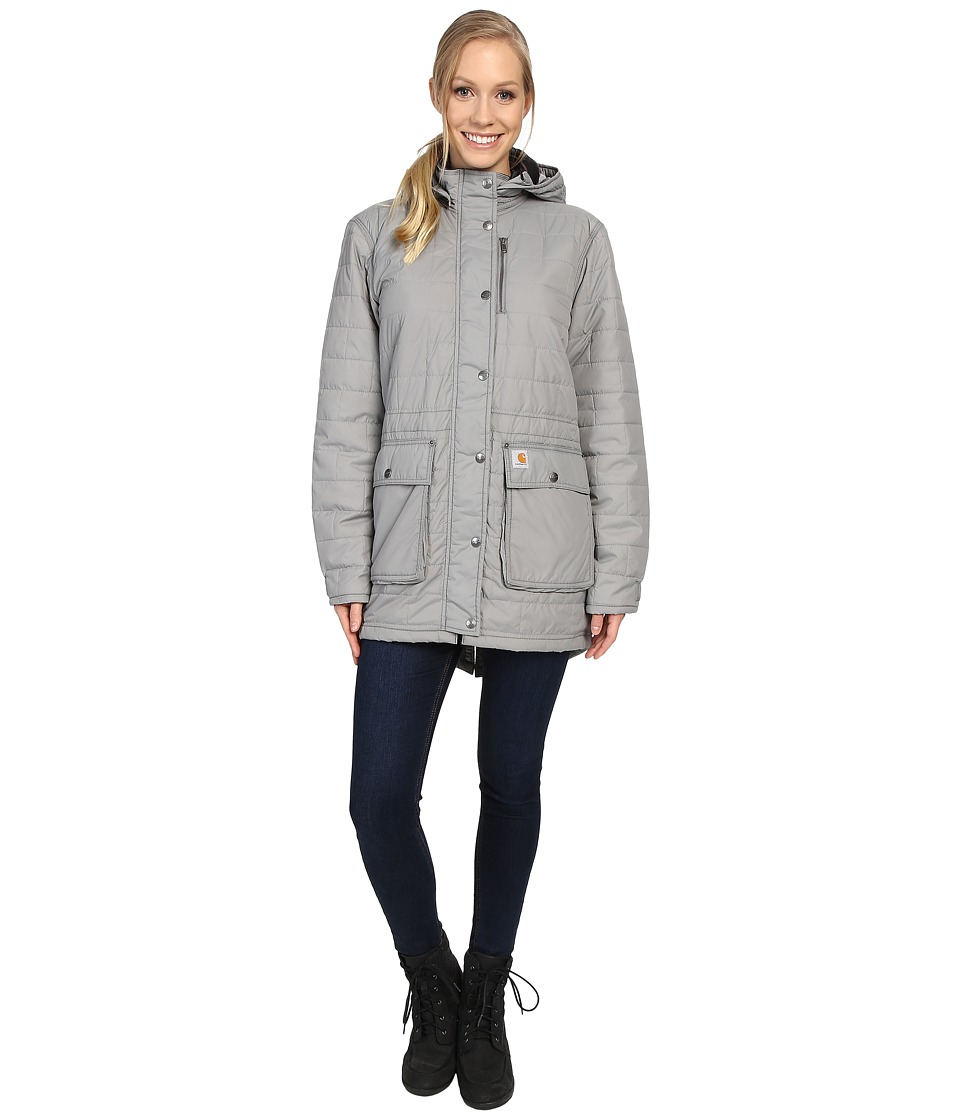 Carhartt - Amoret Coat (Asphalt) Women's Coat