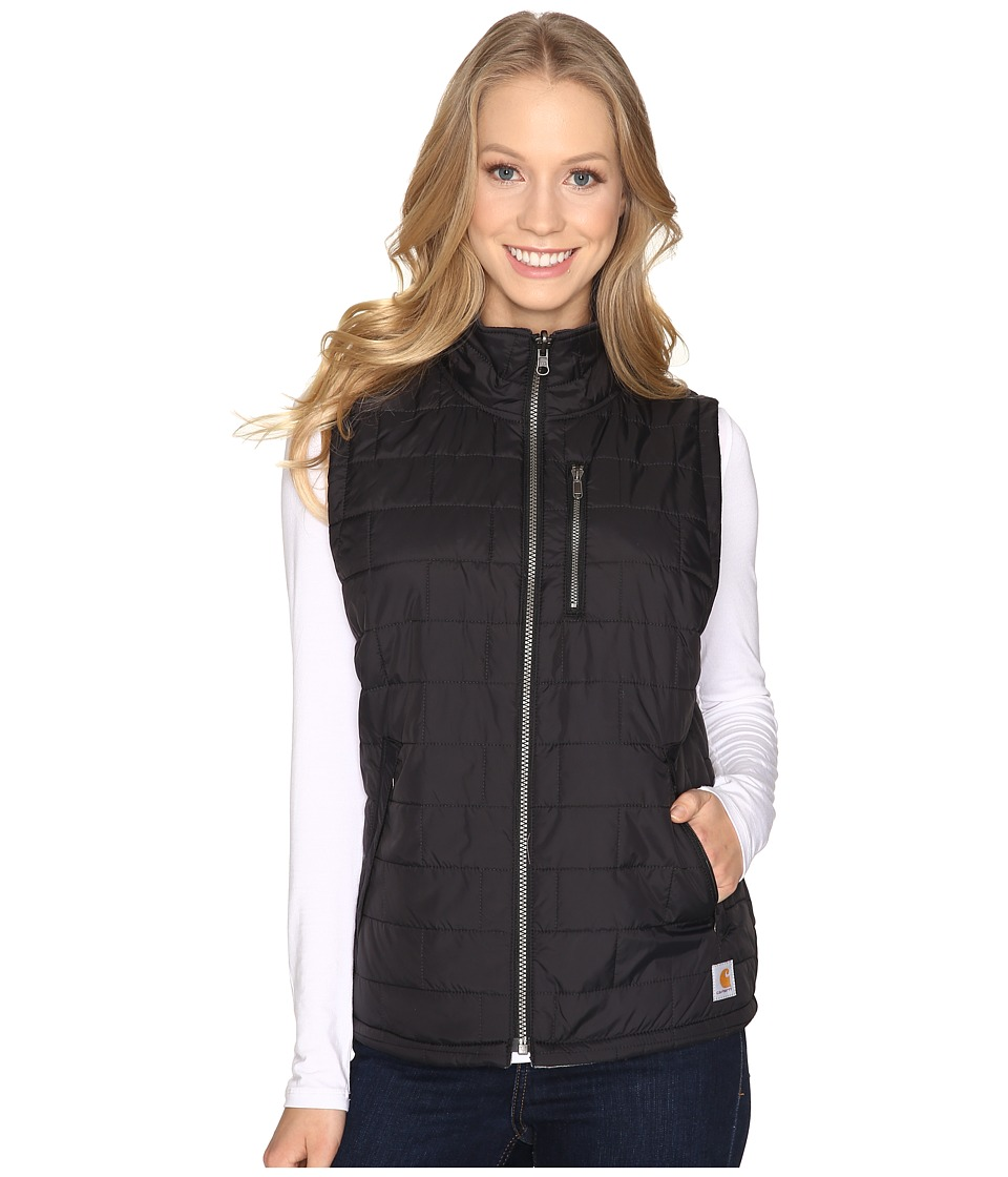 Carhartt - Amoret Vest (Black) Women's Vest