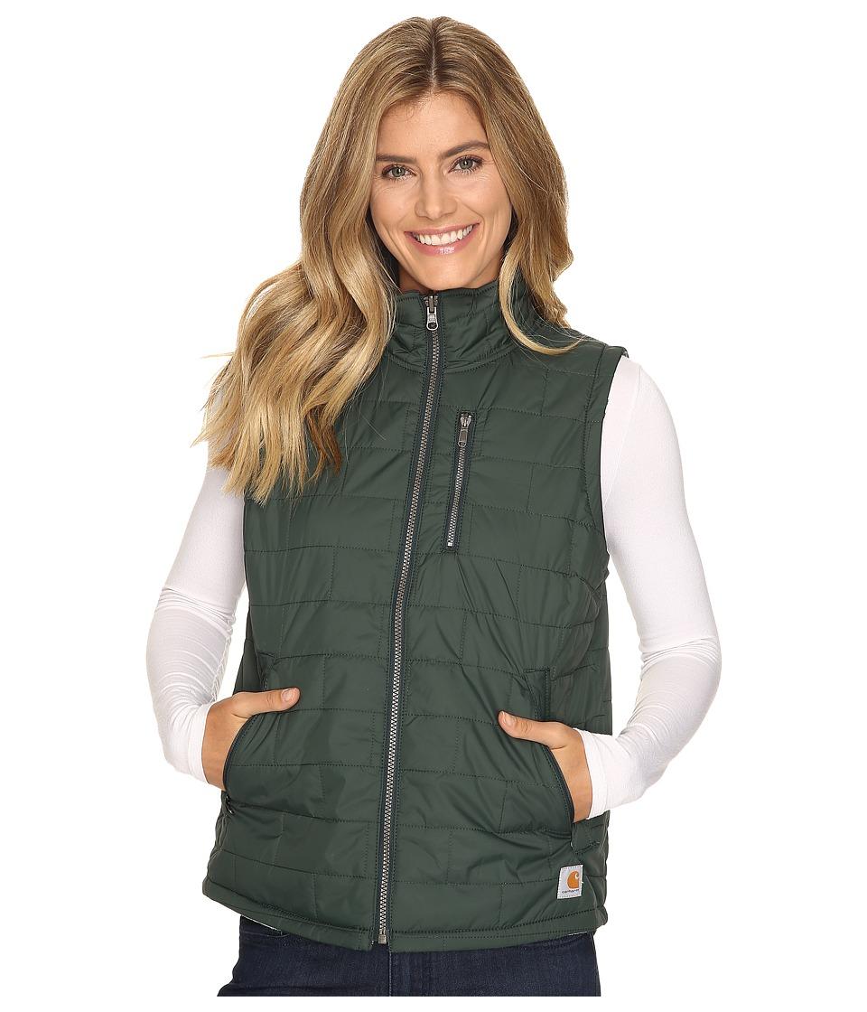 Carhartt - Amoret Vest (Deep Pine) Women's Vest