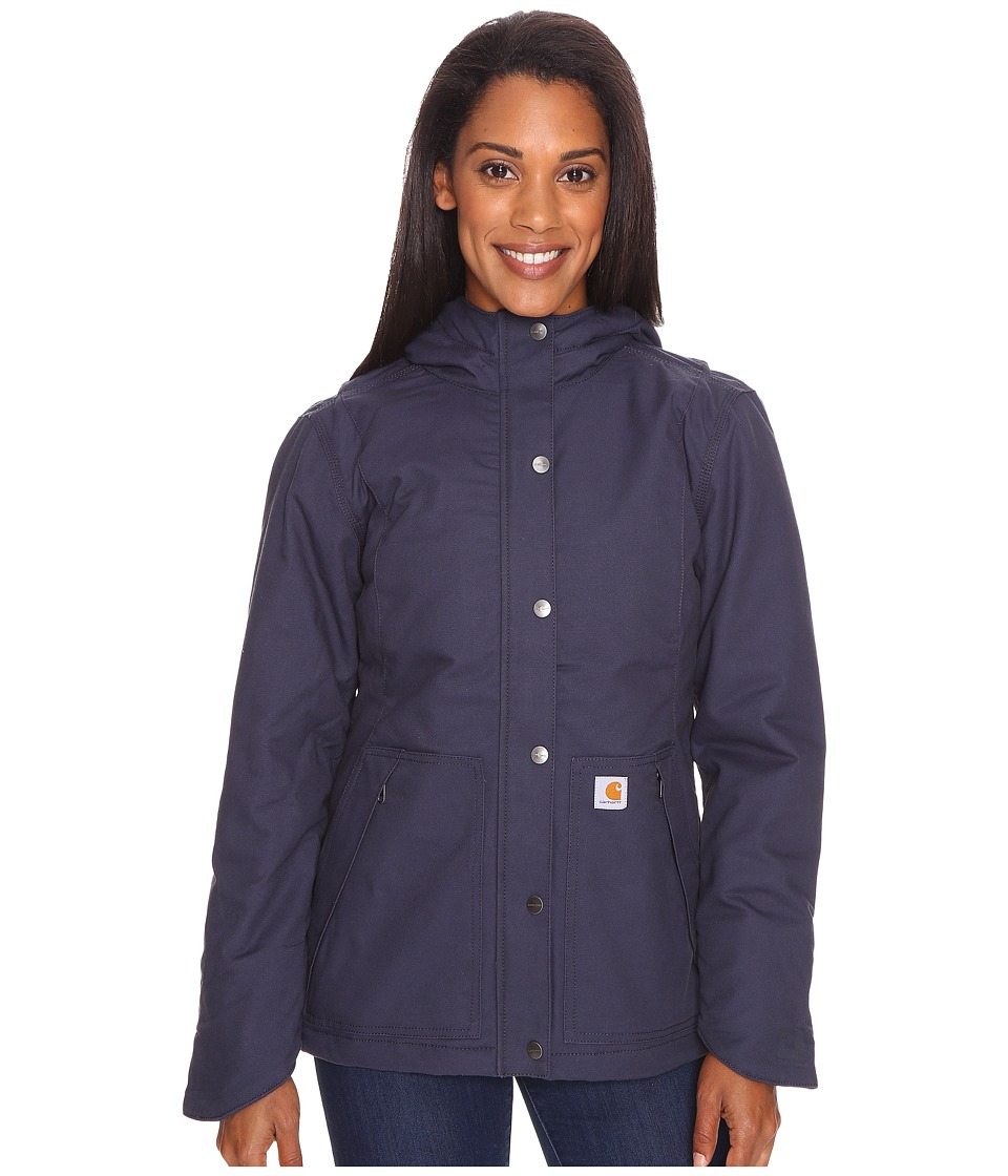 Carhartt - Full Swing Cryder Jacket (Deep Blue) Women's Coat