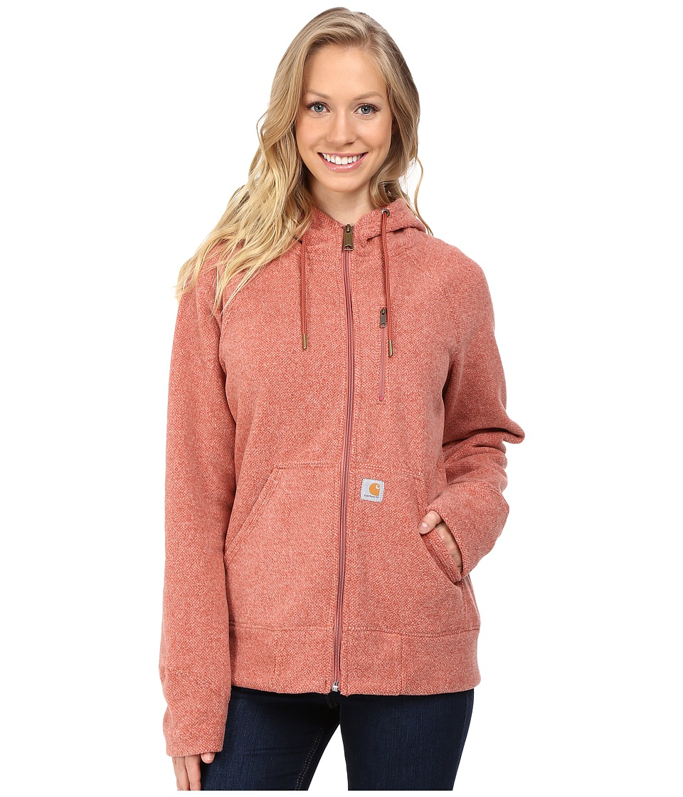 Carhartt - Kentwood Jacket (Marsala) Women's Jacket