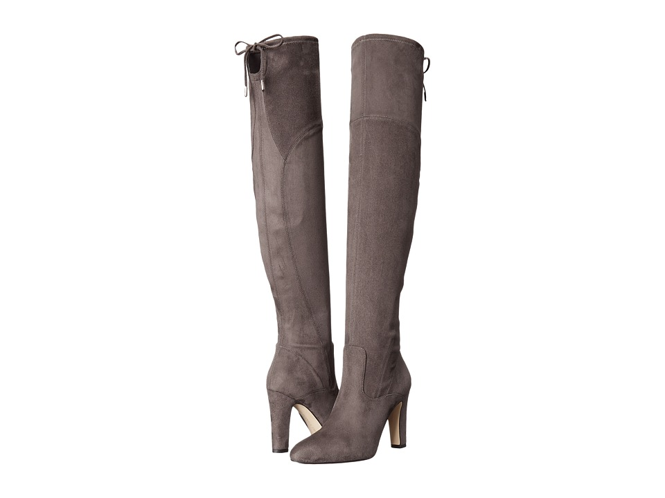 Ivanka Trump - Smith (Gray Fabric) Women's Boots