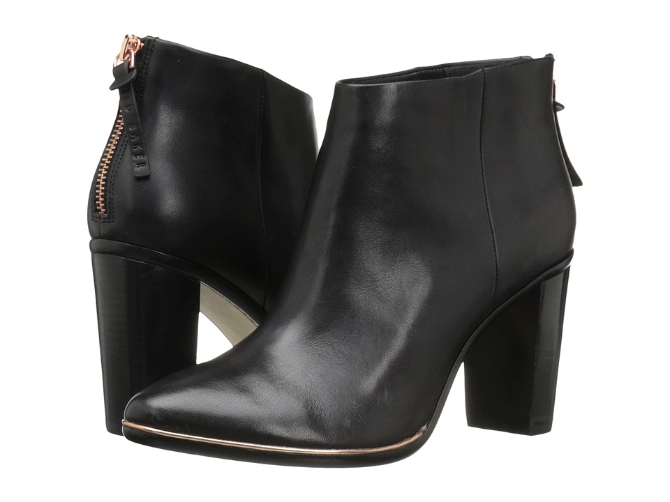 Ted Baker - Lorca 3 (Black Leather) Women's Boots