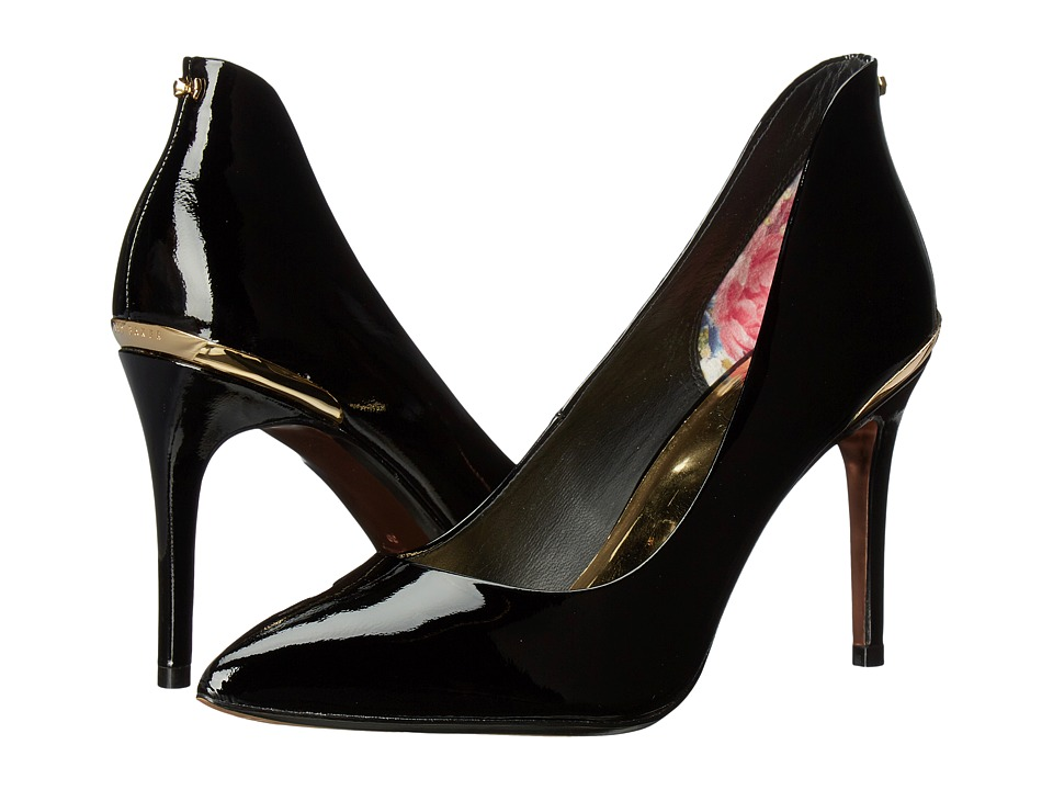 Ted Baker - Saviy (Black Patent Leather) Women's Shoes