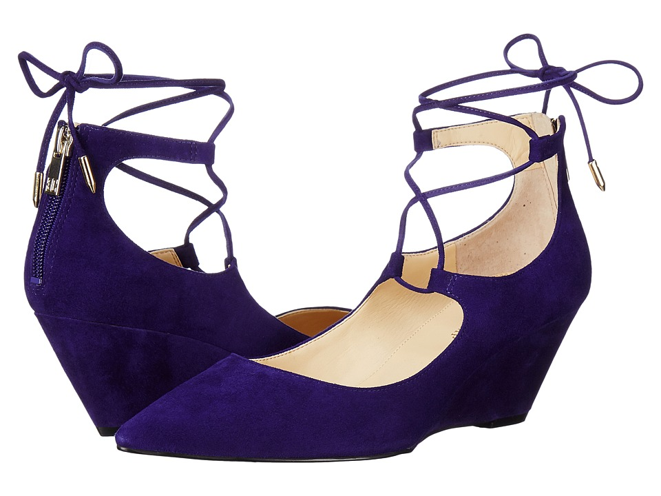 Ivanka Trump - Winogrand (Dark Purple Suede) Women