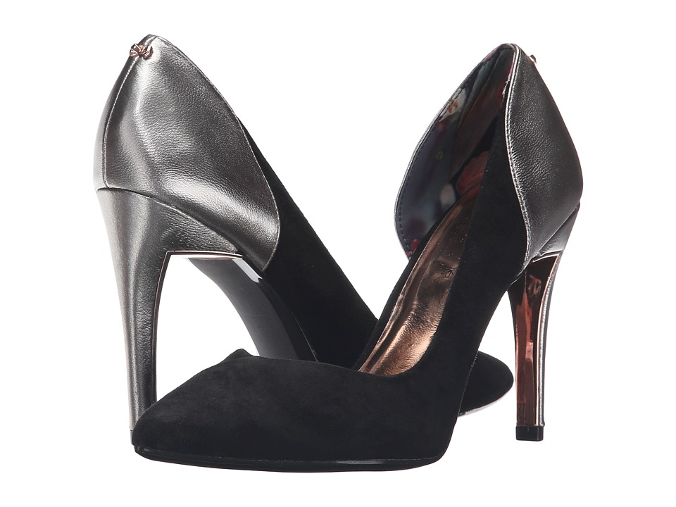 Ted Baker - Giulla (Black Metallic) Women's Shoes