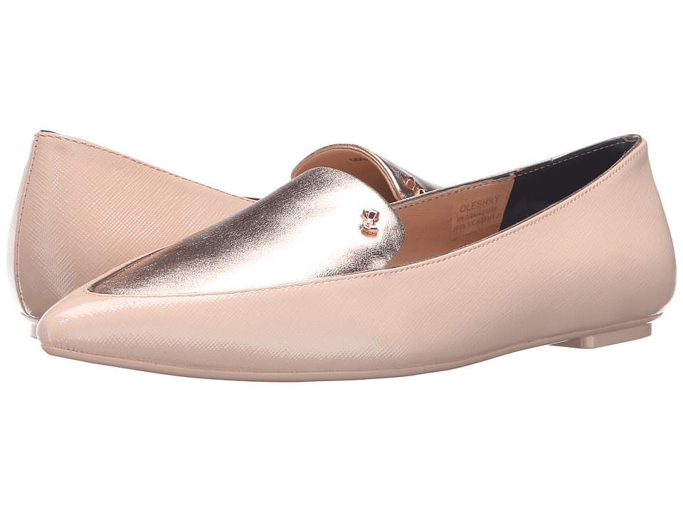 Ted Baker - Oleshky (Light Pink Metallic) Women's Shoes