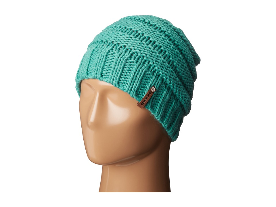 Spacecraft - Anise (Turquoise) Beanies