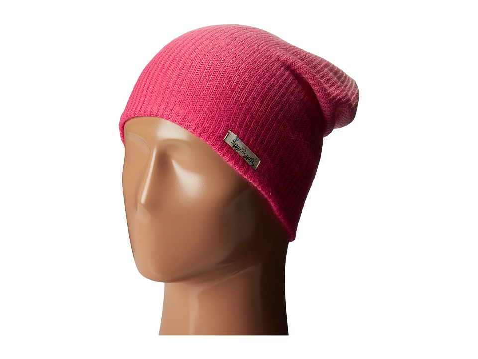 Spacecraft - Aurora (Pink) Beanies