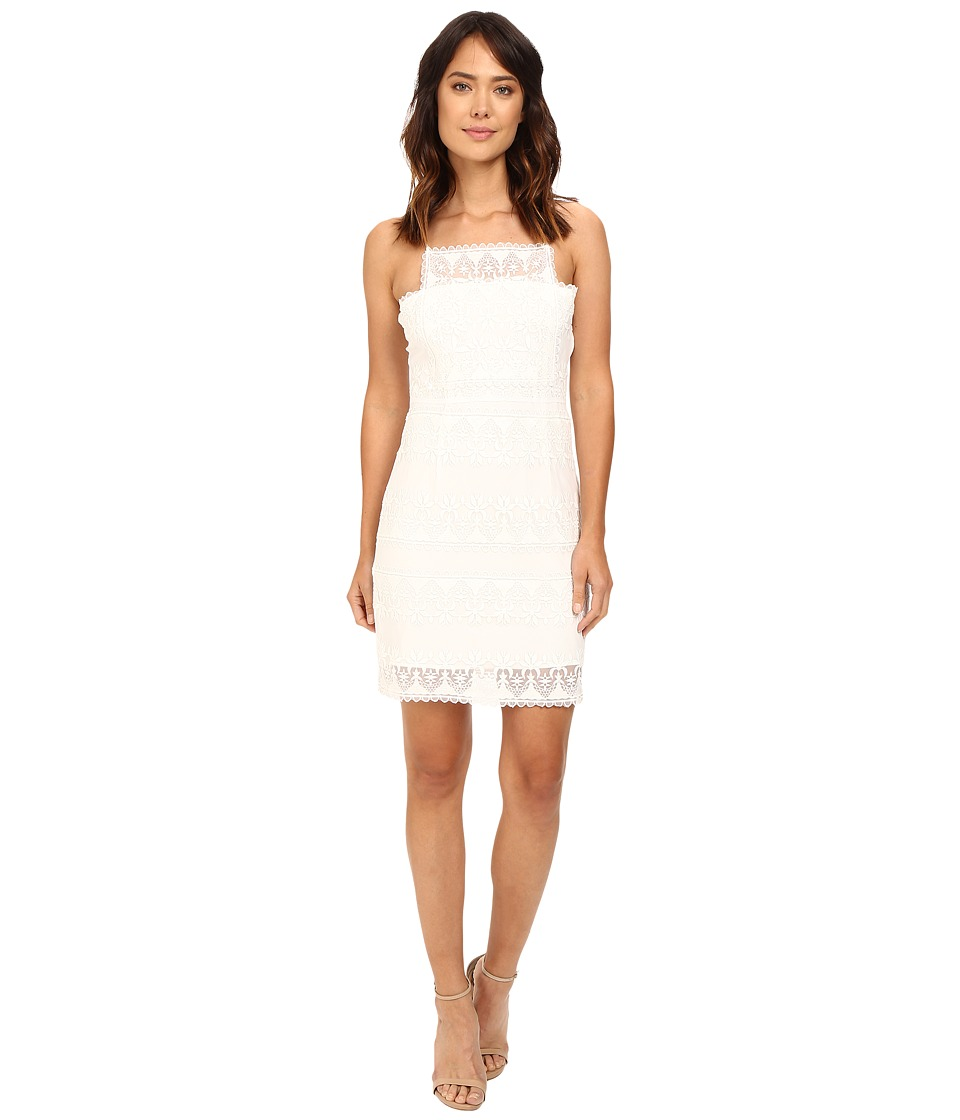 Stone Cold Fox Chorus Dress (White Lace) Women