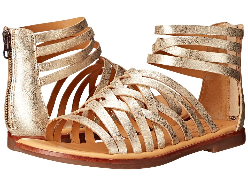 Kork-Ease - Palmyra (Gold Metallic) Women's Shoes