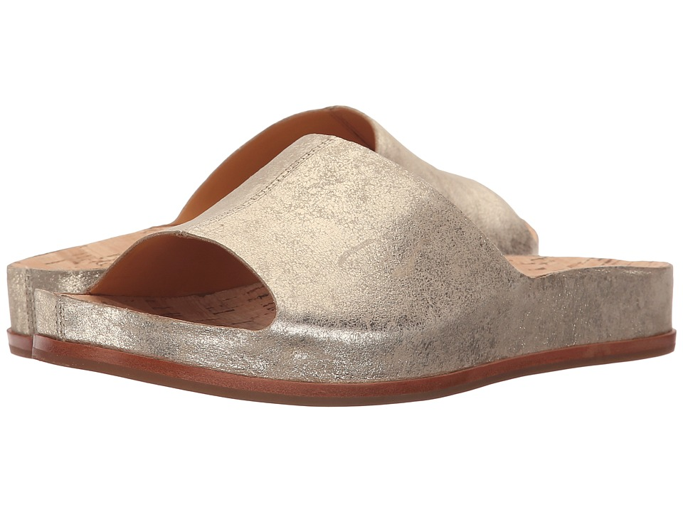 Kork-Ease - Tutsi (Gold Metallic) Women's Sandals