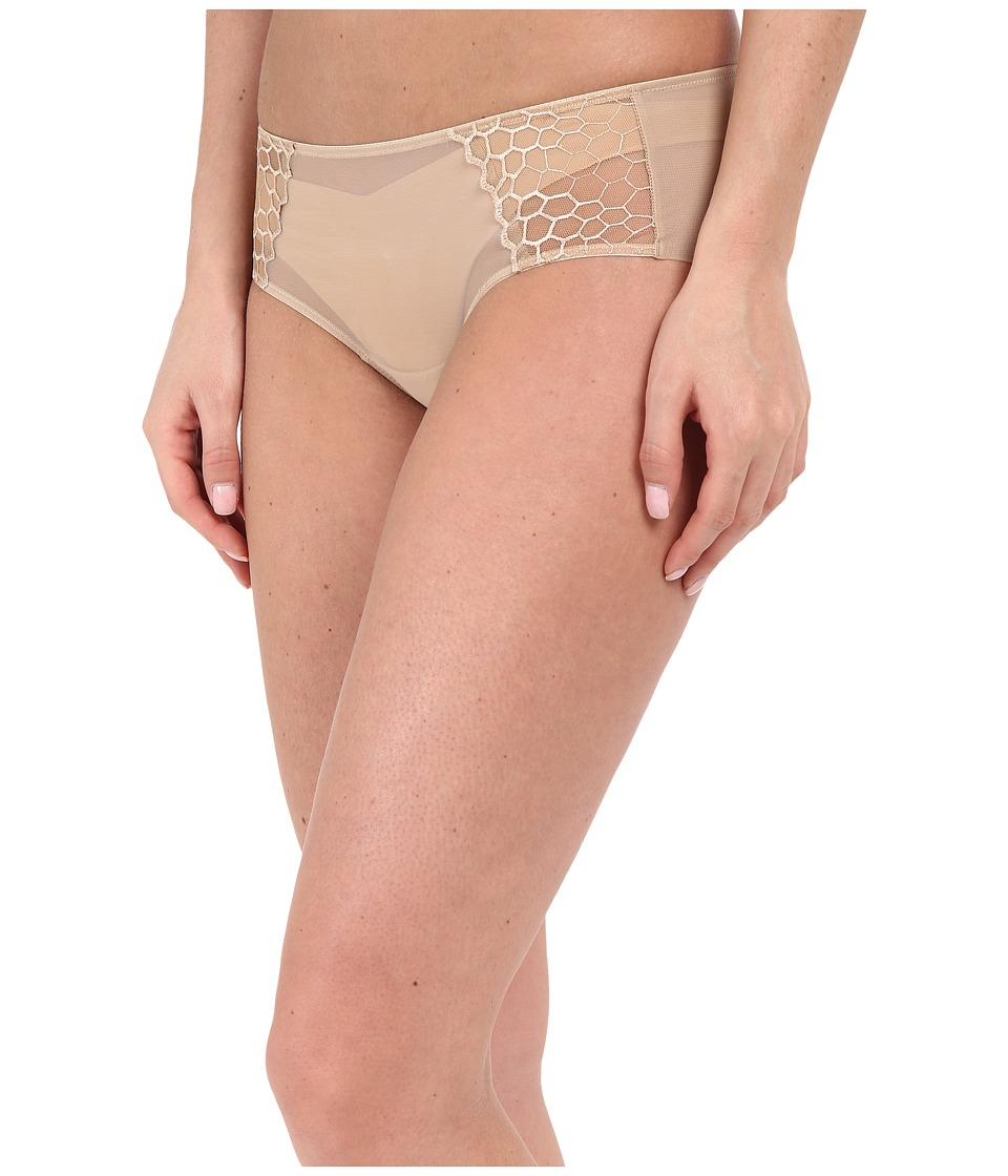 Natori - Showcase French Brief (Caf ) Women's Underwear