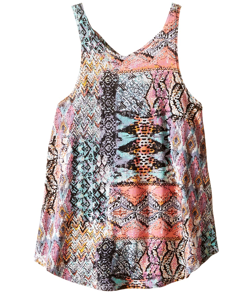 Billabong Kids - River Bend Tank Top (Little Kids/Big Kids) (Multi) Girl's Sleeveless