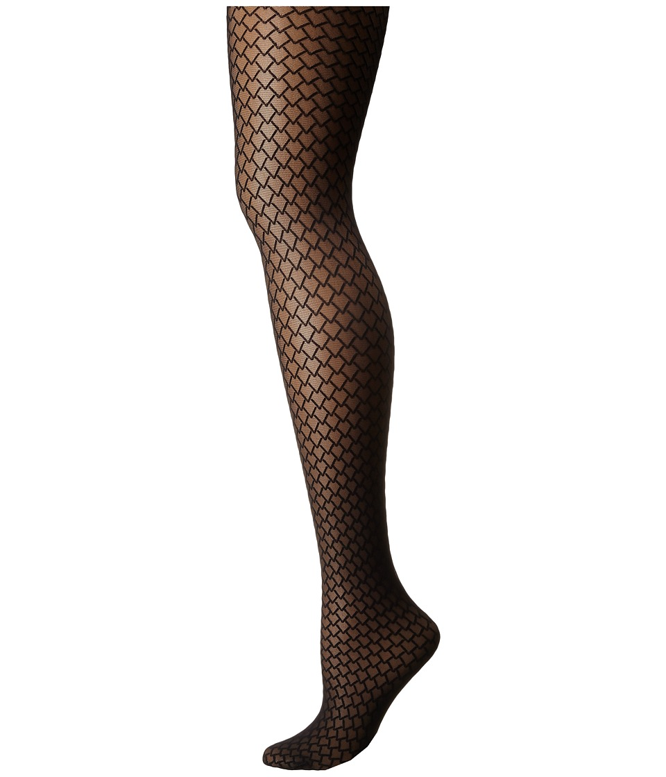 Wolford - Lilien Tights (Black) Hose