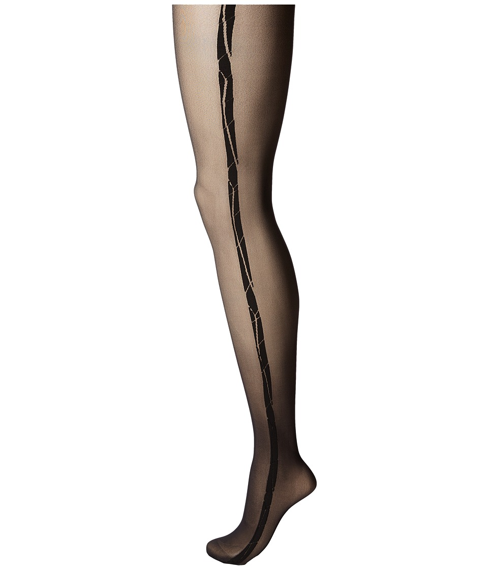 Wolford - Cam Tights (Black/Black) Hose