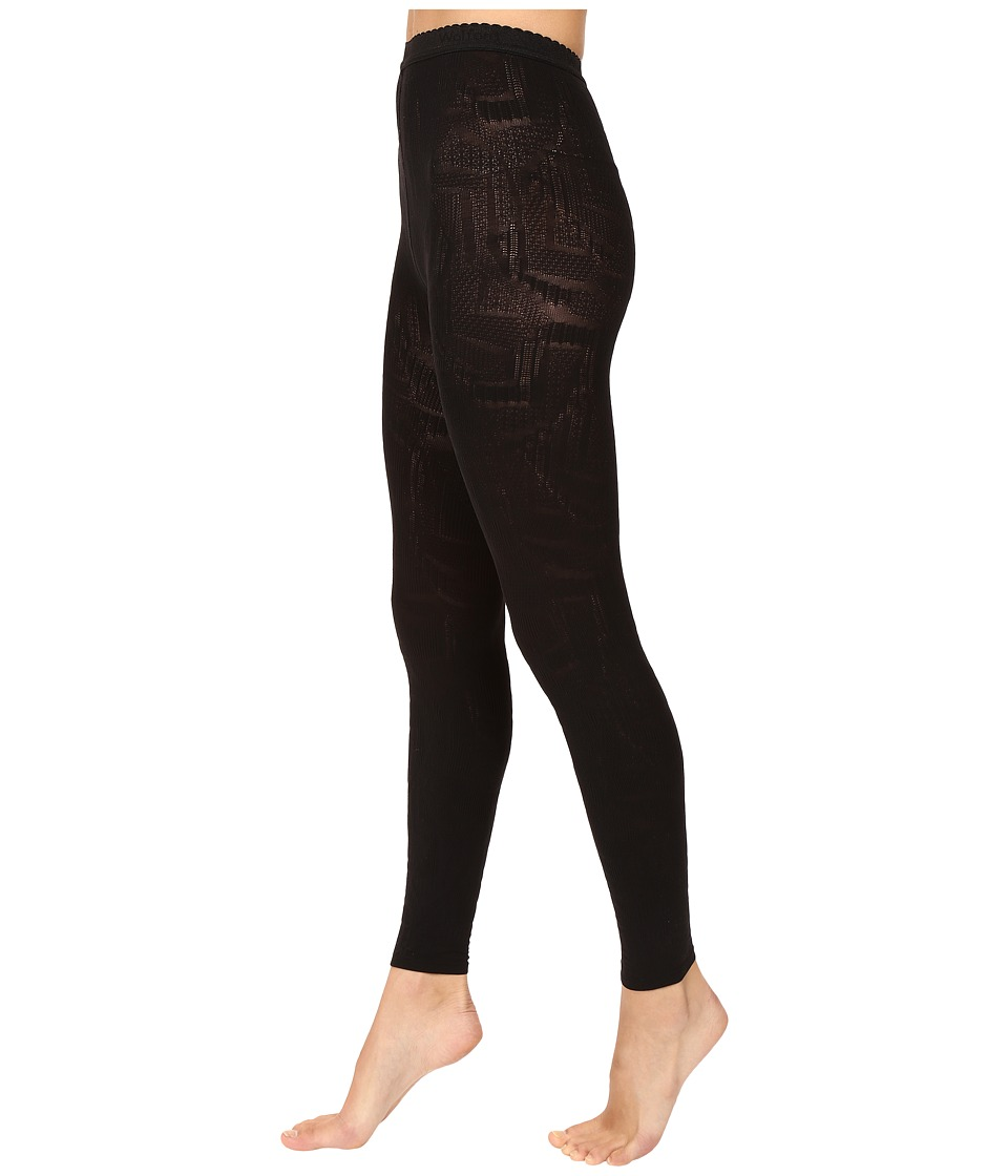 Wolford - Tea Leggings (Black) Women's Workout