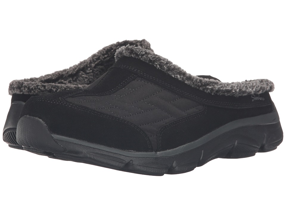 SKECHERS - Comfy Living (Black) Women's Shoes