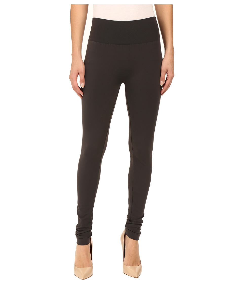 Wolford - Perfect Fit Leggings (Anthracite) Women's Workout