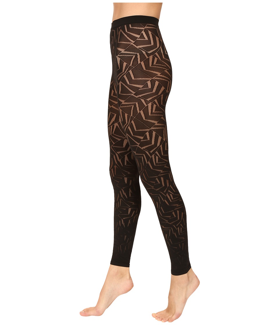 Wolford - Jes Leggings (Black/Black) Hose