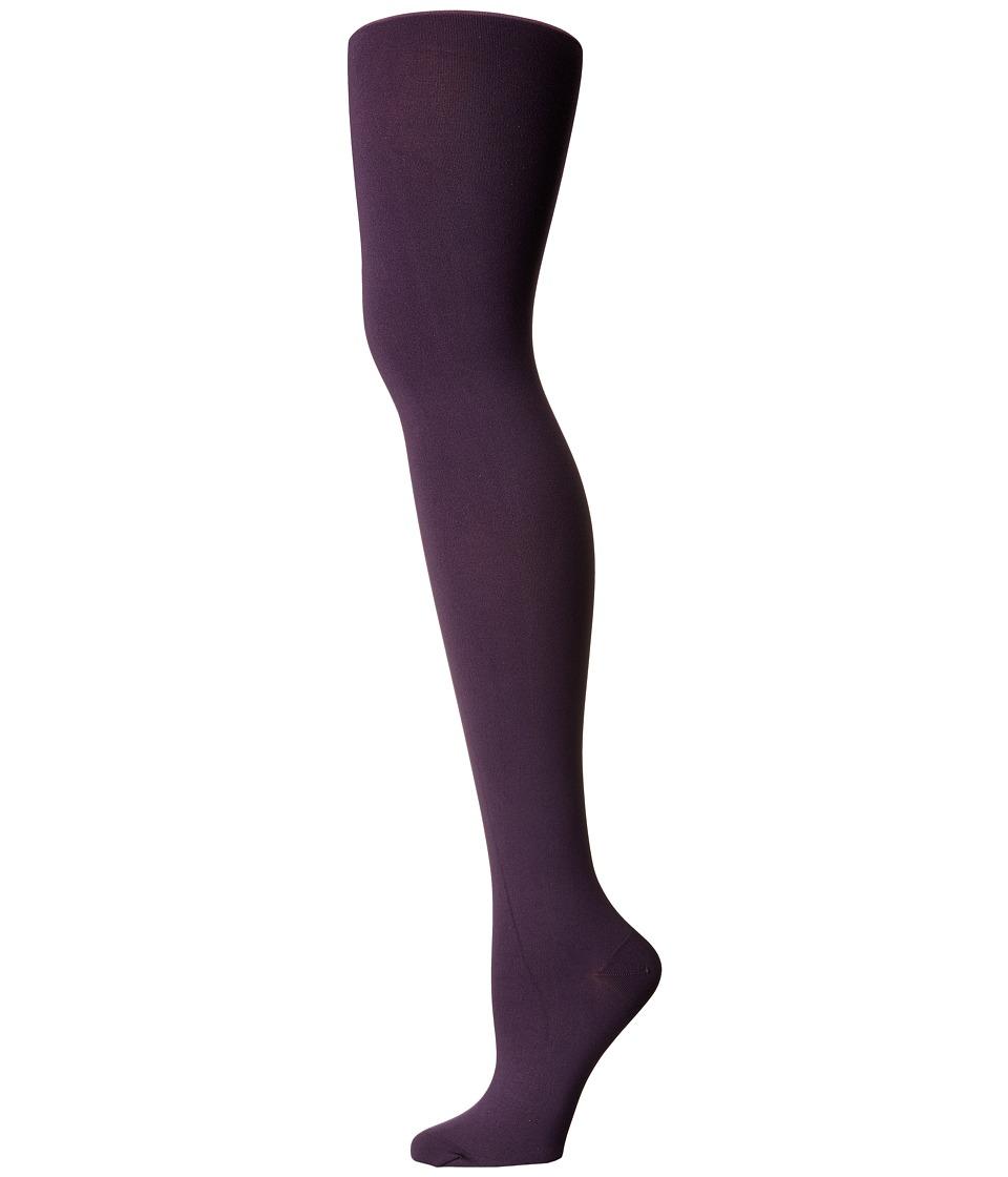 Wolford - Velvet 66 Leg Support Tights (Nightshade) Hose