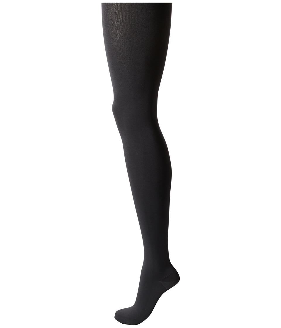 Wolford - Velvet 66 Leg Support Tights (Anthracite) Hose