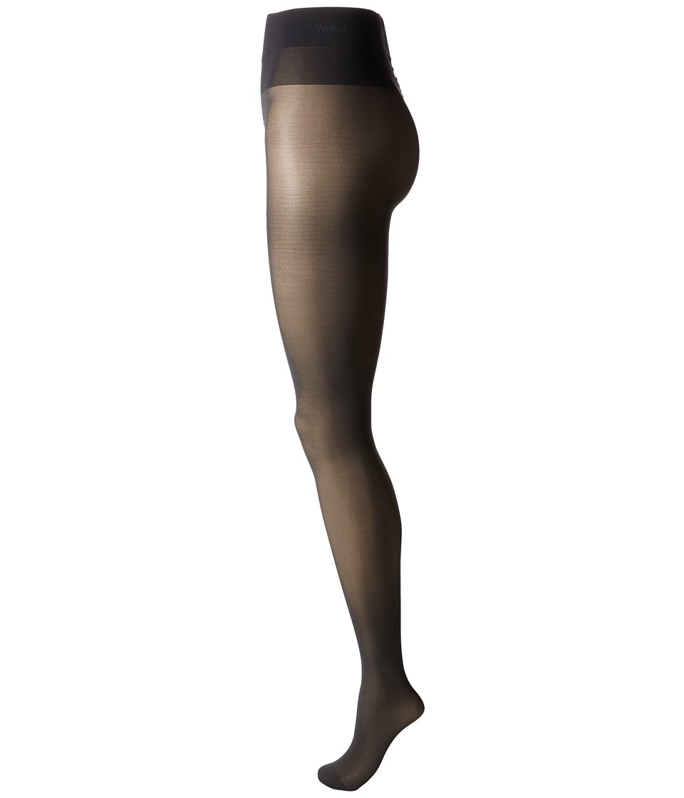 Wolford - Comfort Cut 40 Tights (Anthracite) Hose